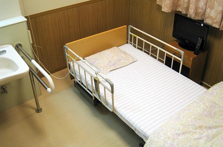 小規模多機能型居宅介護事業所「ひより」 宿泊用個室(7床)写真