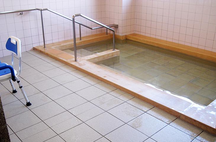 小規模多機能型居宅介護事業所「ひより」 一般浴室写真