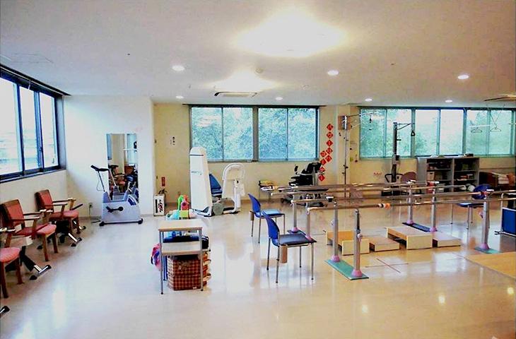 生活介護事業所「ふぉ〜ゆ〜」 リハビリ室写真