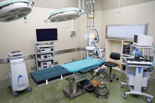 手術室(2F)