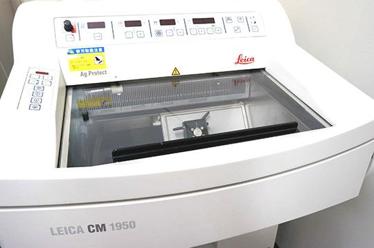 臨床検査室(1F)病理迅速検査機器