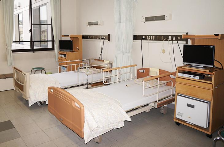 第一病棟 写真