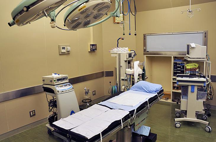 手術室 写真